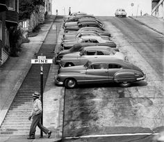 San Francisco, 1954 | Hemmings Daily