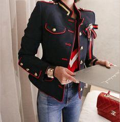 Office Fashion Women, Work Fashion, Womens Fashion, Fashion Trends, Spring Fashion, Style Fashion, Fashion Beauty, Coats For Women, Clothes For Women
