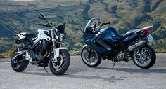 BMW Motorrad Boosts Range With Updated F 800 R & F 800 GT [173 Pics]