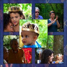 festa do divino - menino rei