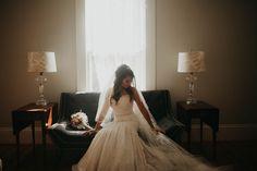 Bridals at Ritchie Hill | Eryn Gradwell  https://www.avonnephotography.com/fullpost/erynbridals  #Bridals #Charlottewedding #bridalsatritchiehill