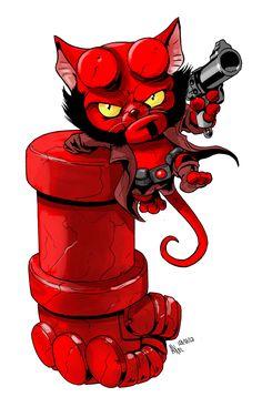 38 best hellboy images on pinterest hellboy movie comics and rh pinterest com BPRD Logo BPRD Logo