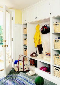 bhg mud room