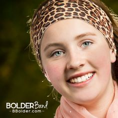 Bold and beautiful colors and patterns to keep you warm. Bolder Band Headbands stay put so you won't have to.