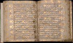 Chinese Paper, Fine Paper, Red Paper, British Library, Illuminated Manuscript, Islamic Art, Quran, Miniature, Books