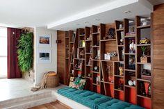 Apartamento da Chef Ana Luiza Trajano em SP