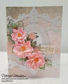 patriciamanhire – Creative Corner- where I show all my creative endeavours. Birthday Cards For Women, 90th Birthday Cards, Birthday Images, Birthday Quotes, Birthday Greetings, Birthday Wishes, Heartfelt Creations Cards, Card Sentiments, Marianne Design