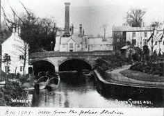 1901 Bridgewater Canal, Worsley.