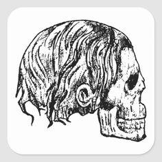 Heavy Metal Skull Stickers   funny biker quotes, biker logo, biker design #bikelove #superbikelove #bikerslifestyle, 4th of july party Biker Tattoos, Motorcycle Tattoos, Biker Chic, Biker Style, Lady Biker, Biker Girl, Biker Quotes, Car Quotes, Metal Skull