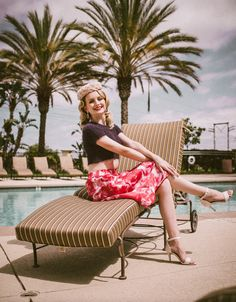 Hair Deena Von Yokes Stylist Amy Davis Photographer Dream Pixel