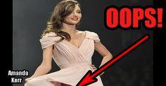 Celebrity Wardrobe Malfunction FAILS!!!