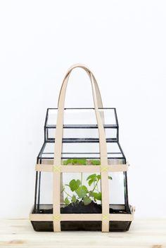 Green House Bag #design