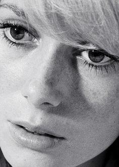 Catherine Deneuve in the Roman Polanski film Repulsion, 1965