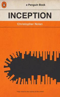 Inception Novel Cover by bigoldtoe.deviantart.com