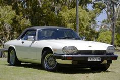 Used Jaguar XJS V12, Welshpool, 1988 Jaguar XJS V12 Convertible