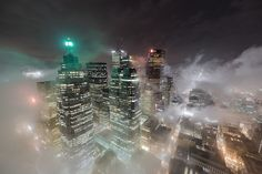 Photograph City Rising by Roof Topper on 500px