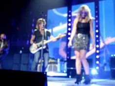 "Keith Urban performing ""We Were Us"" with Miranda Lambert - OKC"