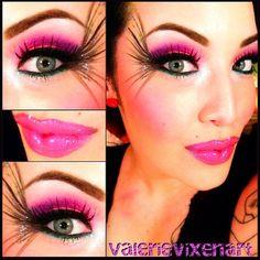 Vitalic-Poison Lips - @valerievixenart- #webstagram