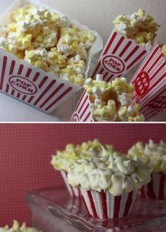 Movie Theater Popcorn