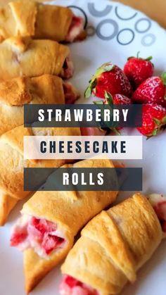 Fun Baking Recipes, Brunch Recipes, Appetizer Recipes, Sweet Recipes, Snack Recipes, Dessert Recipes, Cooking Recipes, Snacks, Appetizers