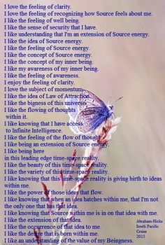 Good ideas for affirmations