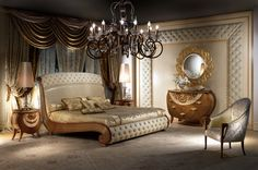 Luxury Bed by Carpanelli