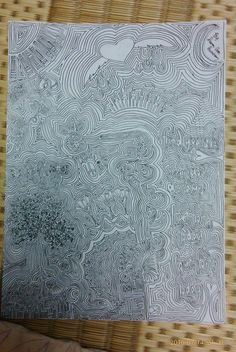 line drawing done in japan