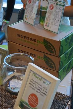 We love our nature box, comes once a month and you can personalize your snacks. I highly recommend it.