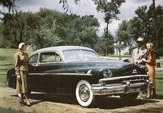 Lincoln 2 dr sedan