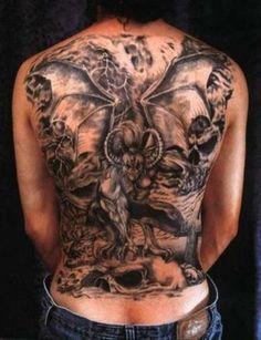 bat tattoos - Google Search