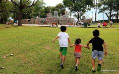Battleship Playground, Sembawang Park, Singapore, 2013