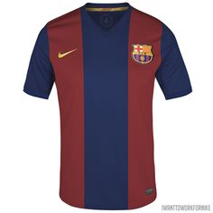Three retro jerseys has been inspired by glorious times of FC Barcelona