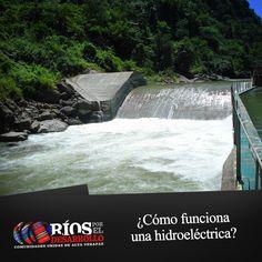 En el proceso para la generación de energía eléctrica por medio de las centrales hidroeléctricas toda el agua que fue tomada prestada del río, es devuelta a su caudal original sin afectar los ecosistemas y el medio ambiente.