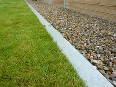 stainless steel grass edge