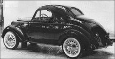 1939 Renault Juvaquatre Coupé