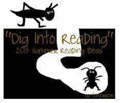 "so tomorrow: ""Dig Into Reading"" Ideas"