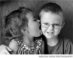 Sibling Love: Photo by Photographer Melissa Papaj - photo.net
