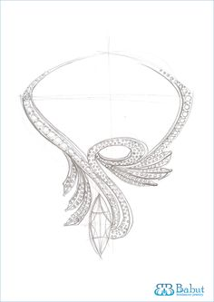 sketches design jewelry - Babut Florin Valentin Source by elphabafalls illustration Lace Jewelry, Jewelry Model, Gems Jewelry, Custom Jewelry, Jewelry Crafts, Jewelery, Handmade Jewelry, Diamond Jewellery, Jewelry Design Drawing