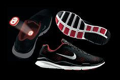 THE NIKE AIR ZOOM MOIRE +
