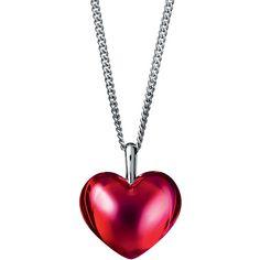 Baccarat Romance Necklace found on Polyvore