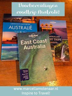 Voorbereidingen Australië