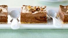 Nina Lincolnin jäädytetty suklaa-juustotorttu Sweet Pastries, Limoncello, Sweet And Salty, Something Sweet, Nutella, Tiramisu, Lincoln, Cheesecake, Ice Cream