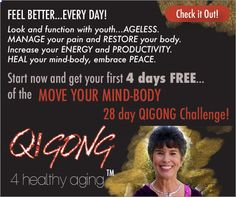 #healthyinspirations, #fitnessinspirations, #qigong for #AgelessGoddess and #activeliving