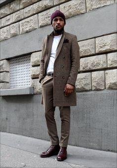 Coat by Ami #neutrals