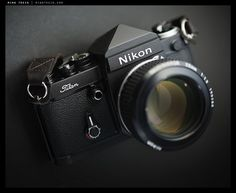 FD Shooting with the legends: The Nikon F2 Titan