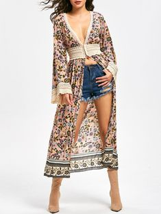 Sweaters & Cardigans, Cheap Oversized Sweaters and Cute Long Sweaters Online Classy Outfits, Casual Outfits, Bohemian Mode, Sammy Dress, Long Sweaters, Kaftan, Cardigans For Women, I Dress, Dress Patterns