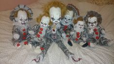 Pennywise babies!! Some sold/reserved 2 left for sale :)