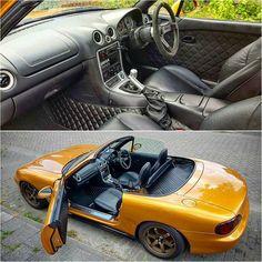 Mx5 Nb, Mazda Roadster, Mx5 Parts, Mazda Miata, Car Colors, Car Posters, Car Tuning, Mk1, Race Cars