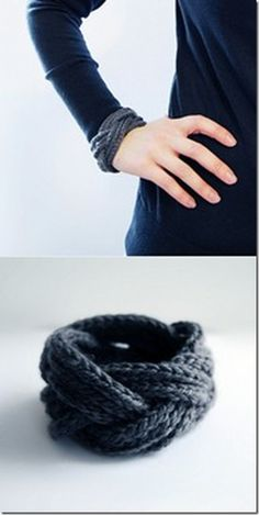 Knot Bracelet DIY