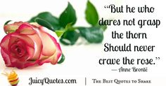Quote About Beauty - Anne Bronte